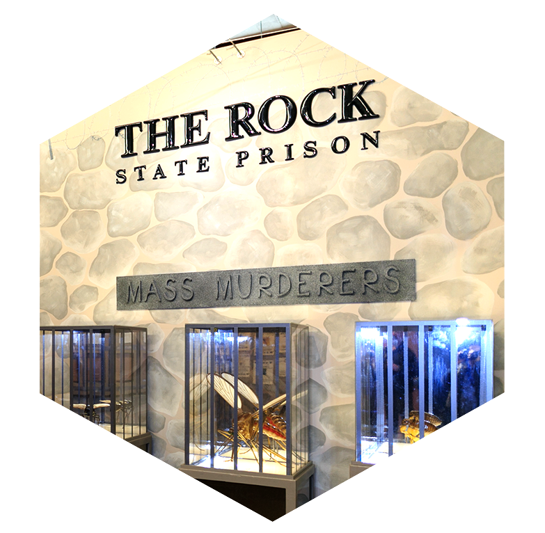 Insectropolis Rock State Prison